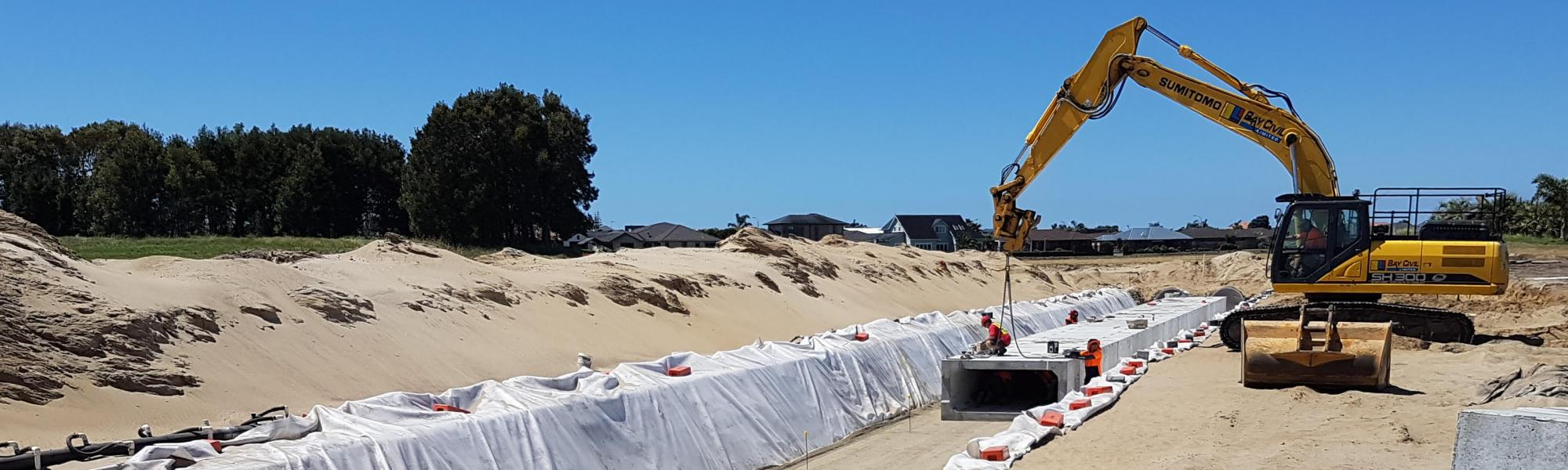 Bay Civil Construction Papamoa